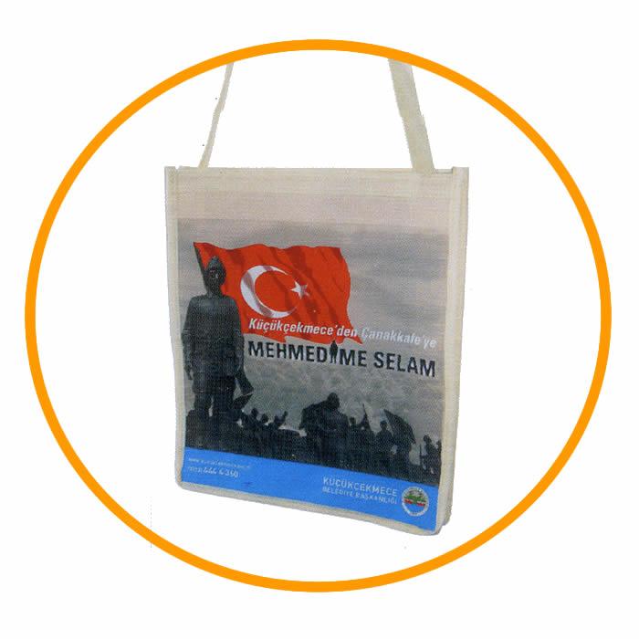 Bez Bayrak Bez Parti Çantaları 001
