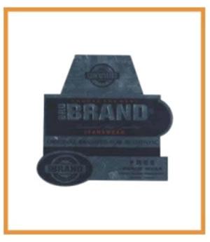 Kabartmalı Etiket 003