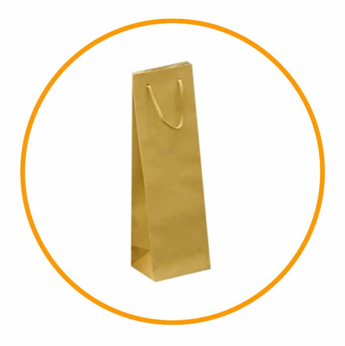 Kraft Kağıt Poşet 001