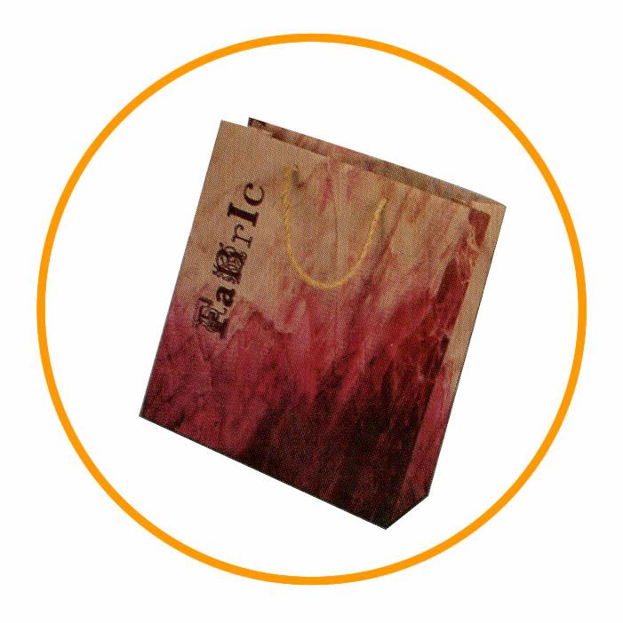 Kraft Kağıt Poşet 005