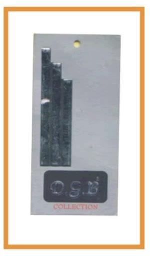Metalize İlaveli Etiket 004
