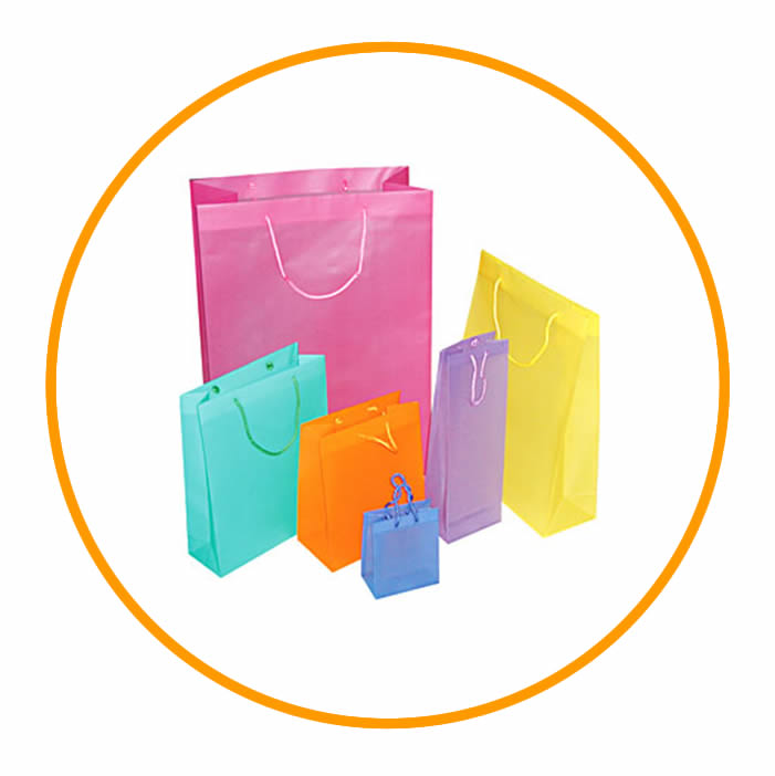 Plastik Mağaza Poşeti 003