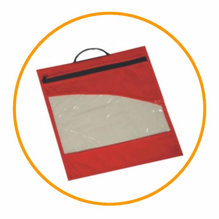 Plastik Saplı Bez Torbalar 001