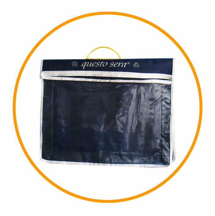 Plastik Saplı Bez Torbalar 002