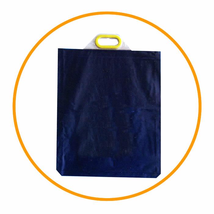 Plastik Saplı Bez Torbalar 003