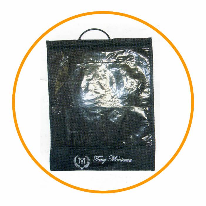 Plastik Saplı Bez Torbalar 007