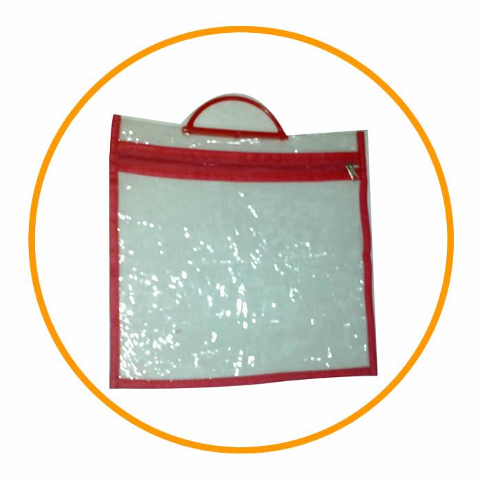 Plastik Saplı Pvc Torbalar 001