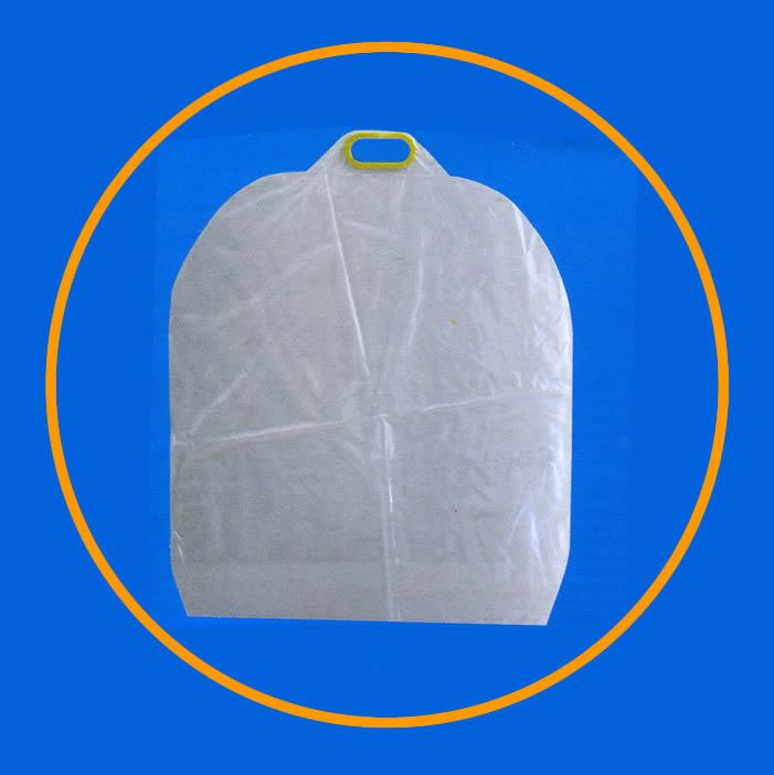 Plastik Saplı Pvc Torbalar 006